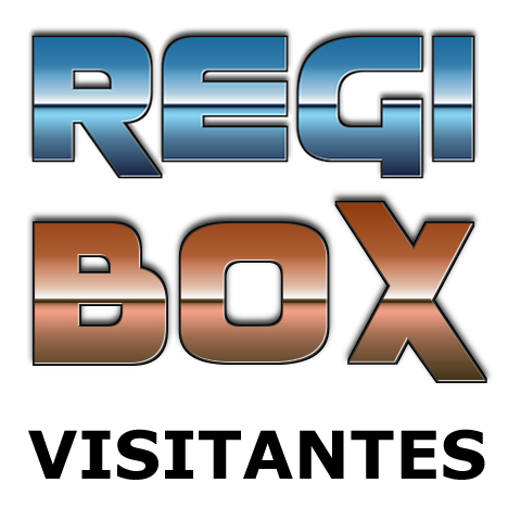 RegiBox Visitantes